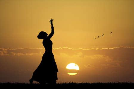 アジアのダンス