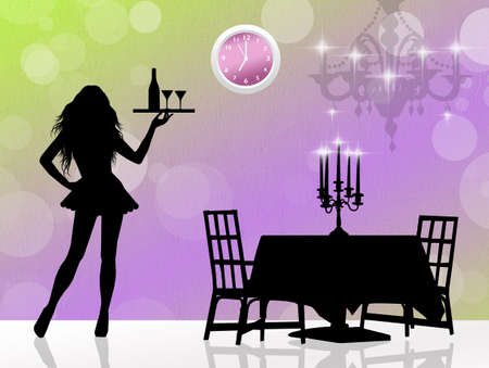 new years eve dinner: New Years Eve dinner