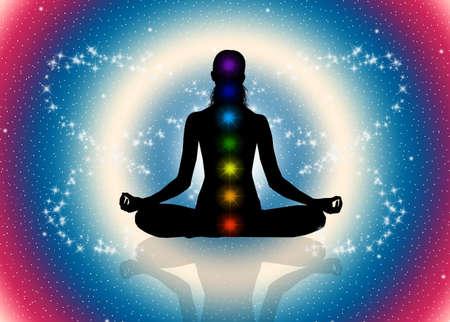 tantric: Seven chakras