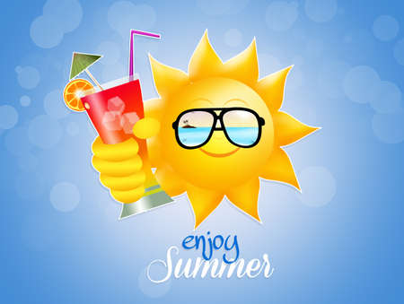 enjoy summer photo
