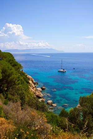 Wyspa lilia, Toskania