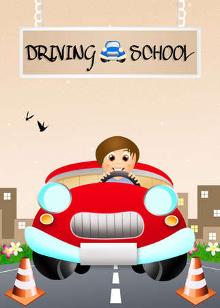licence: Driving school