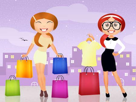 personal shopper: personal shopper girl