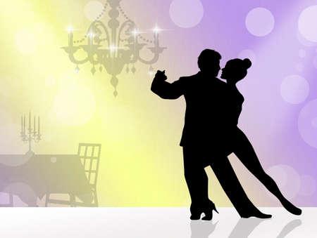 paar dansen