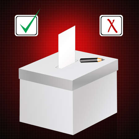 voting: Ballot voting