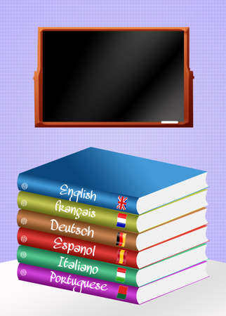 Language course photo