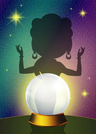 clairvoyant: Future ball