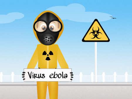 death s head: Ebola Virus