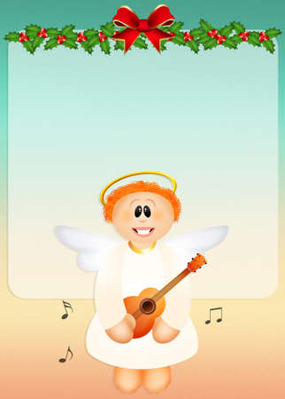 chorus: chorus of angels