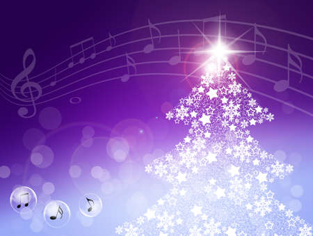 funny christmas: concert of the New Year