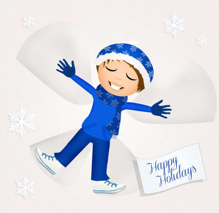 happy holidays: happy holidays Stock Photo