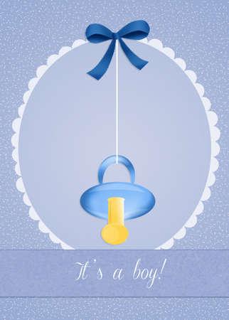 baby birth: Baby birth announcement