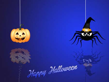 halloween spider: Halloween spider