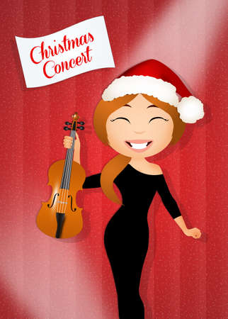 melodies: Christmas concert