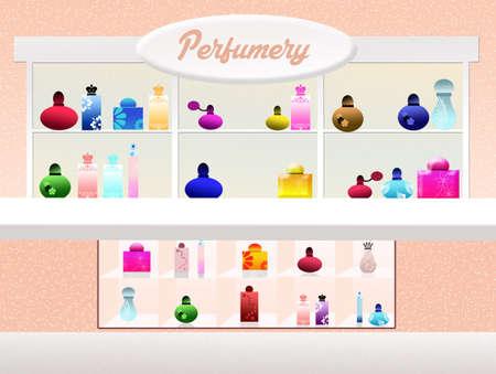 perfumery: perfumery