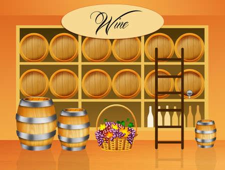 hogshead: winery