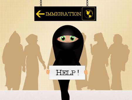 frontiers: help immigrants