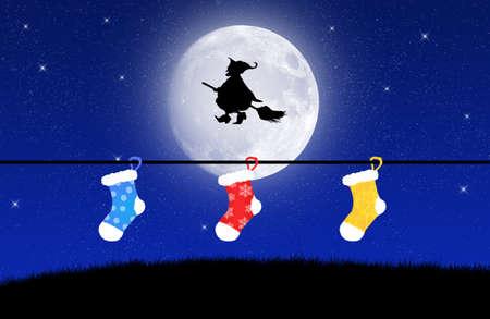 stockings epiphany