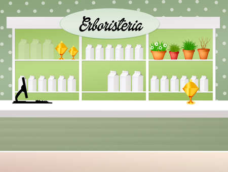 herboristeria: herborister�a