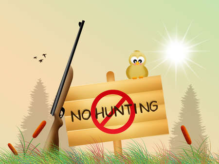 hunting ban photo