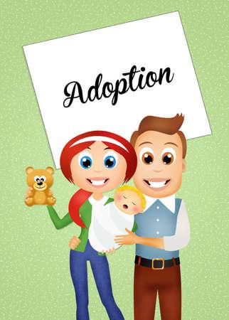 adoptive: Adoption