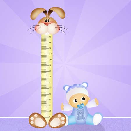 meters: meters measure children