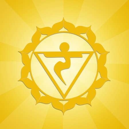 muladhara: Solar Chakra