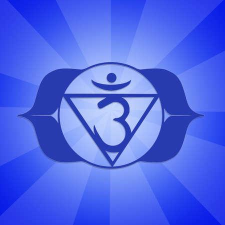 swadhisthana: Ojo Chakra