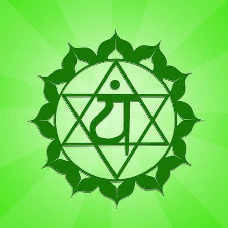 ajna: Heart Chakra