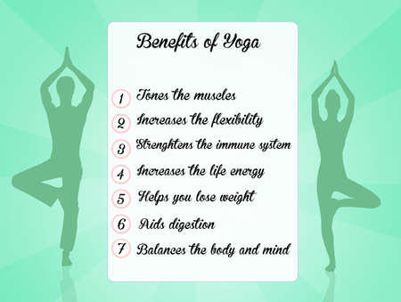 conquest: benefits of yoga