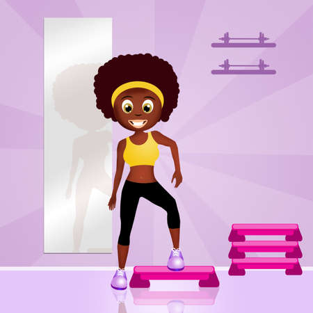 aerobic: step aerobic