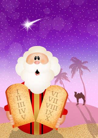 commandments: Ten commandements
