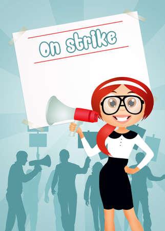 general: general strike