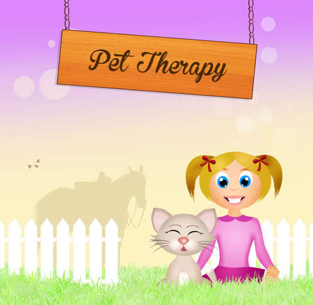 pet therapy: pet therapy