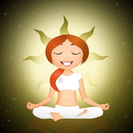 swadhisthana: Yoga pose