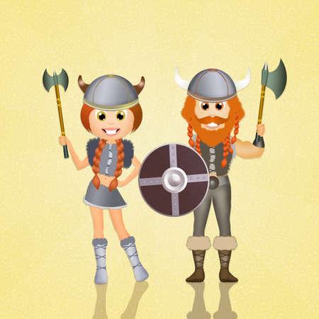 vikings: Vikings Banque d'images