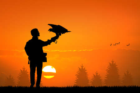rapacious: falconer