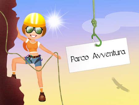 adrenaline: park adventure