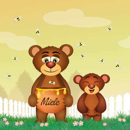 greedy: bear greedy