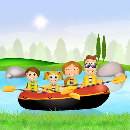 lifebelt: rafting