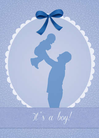 was: was born a boy