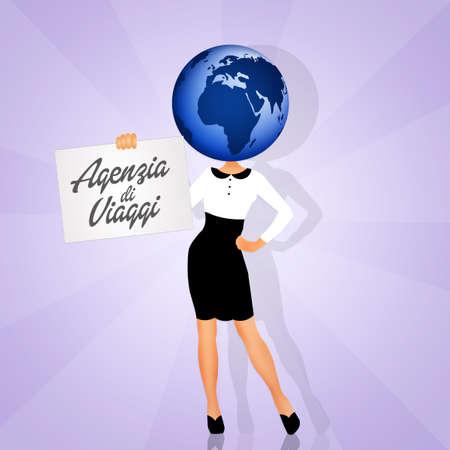 travel agency: travel agency