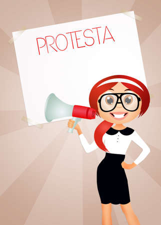 protest: protest