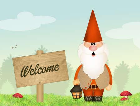 gnome: gnome garden