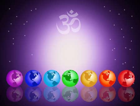 manipura: Seven Chakras