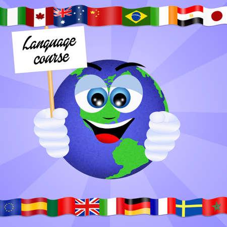 language: language course