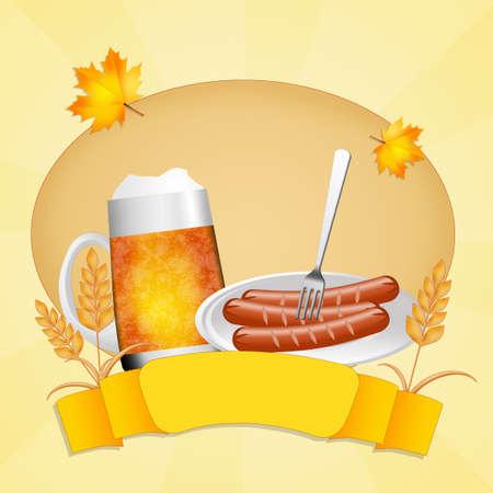 oktoberfest food: Oktoberfest food