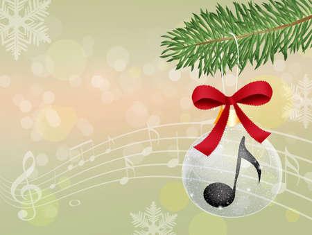 クリスマス コンサート 写真素材