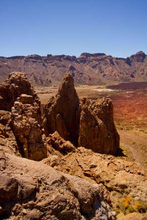 garcia: Los roques de Garcia,Tenerife