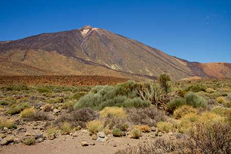volcan: volcan del Teide, Tenerife